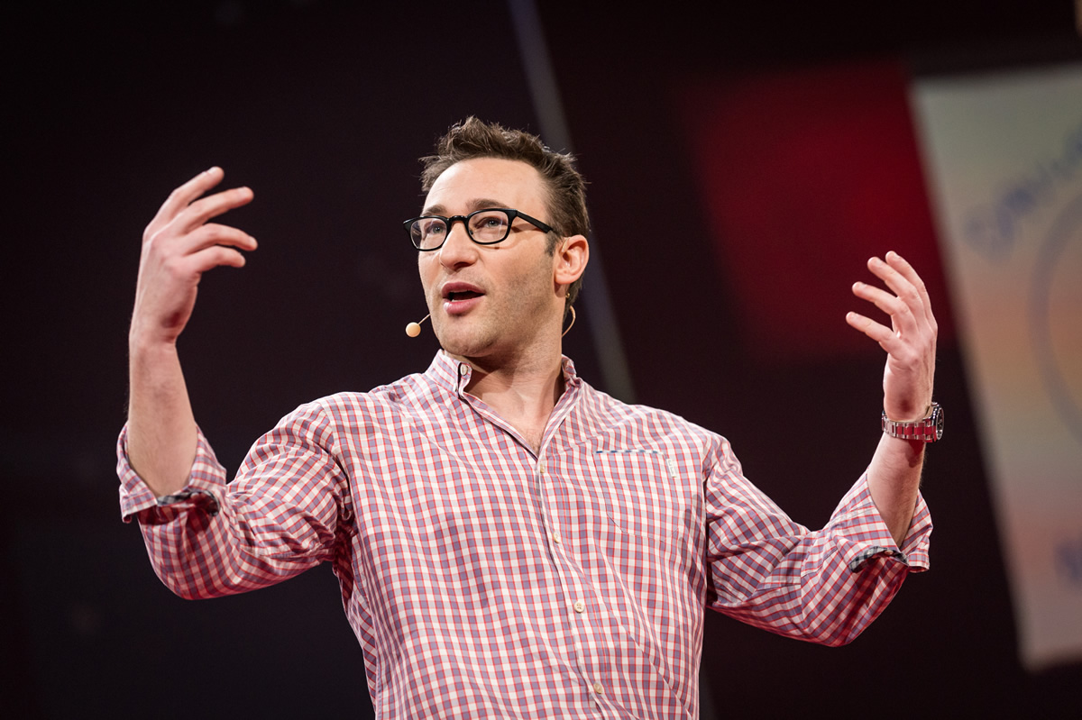 Simon Sinek on Millennials in the Workplace: Truth, history or opportunity?