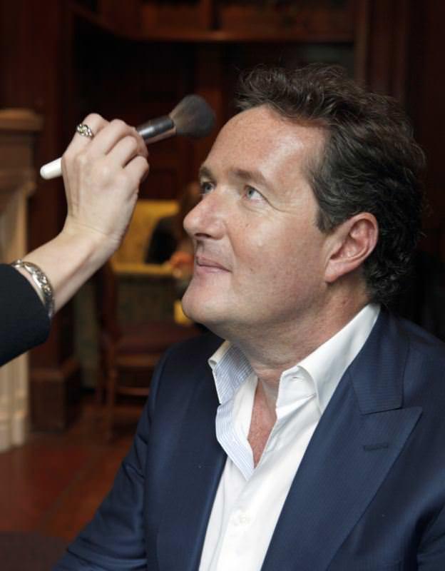 Public Speaking: Presenting Piers Morgan at the 2017 NTA Awards